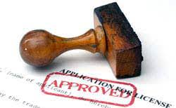 Payment License Application Approval